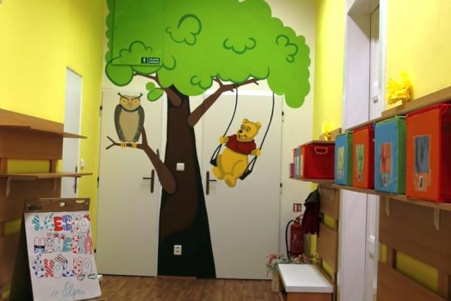 Pronájem dětské místnosti Junikorn