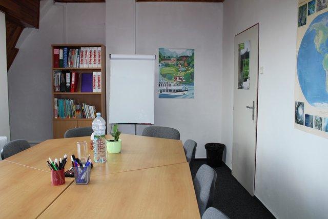 Pronájem zasedací místnosti Junikorn Plzeň