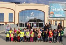 Techmania s partnerskou školkou / Techmania mit Partnerkindergarten